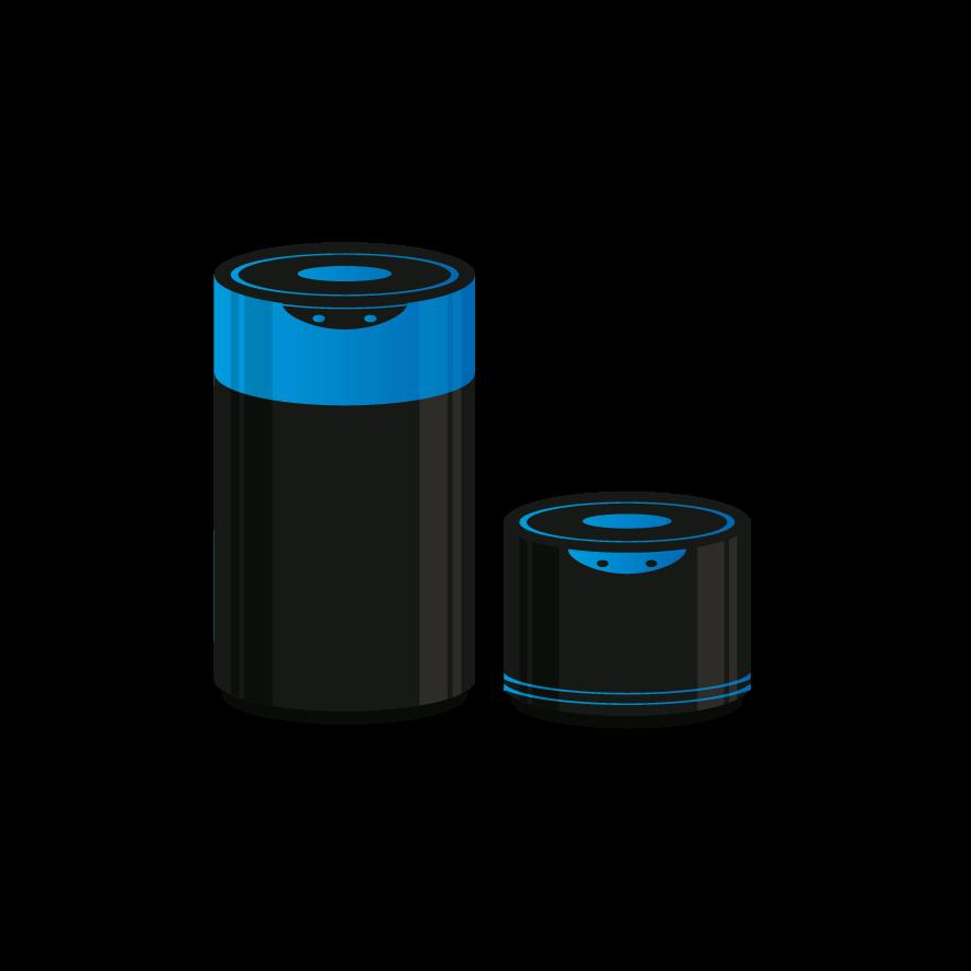 Enceintes Bluetooth pas chères
